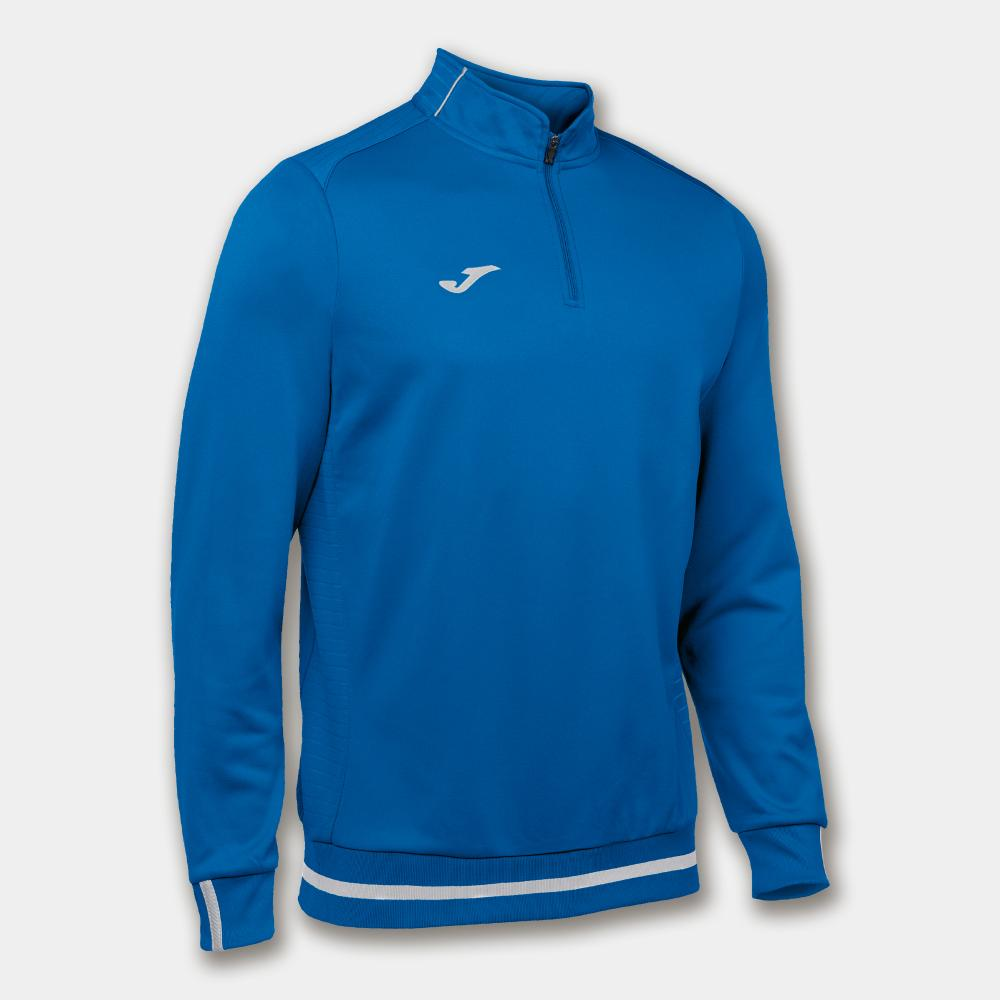 Sweat 1/2 Zip JOMA Campus 2 Bleu Royal